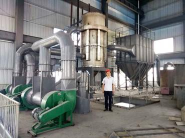 AIN-高温粉尘处理系统