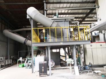 AIN-FS集束型废气焚烧炉