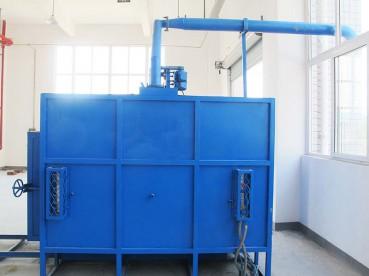 AINT-0.9m³电热台车窑