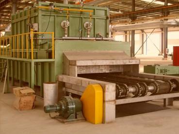 AIN-LT热处理链条炉