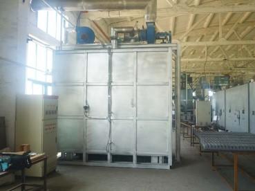 AING-3.0m³干燥窑